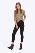 Стильные классические брюки плотной фактуры Emka D076/taisia