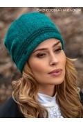 Женская шапка с маленькими помпонами Willi Anesa