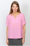Розовая блузка Emka Fashion b 2176/musk
