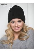 Чёрная шапка Lаndre Вена