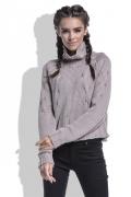 Модный свитер Fobya F400