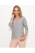 Полосатая блузка Sunwear Z56-5-53