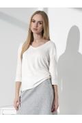Блузка с V-вырезом весенне-летнего сезона Sunwear I27-4-08