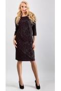 Платье-футляр TopDesign Premium PB8 51