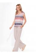 Летняя блузка без рукавов Sunwear W57
