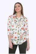 Женская весенняя рубашка Emka B2198/lumine