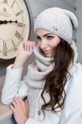 Женская шапка Veilo 32.73 (8 цветов)