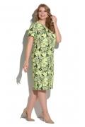 Коктейльное платье прямого силуэта Donna Saggia DSPB-03-37