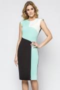 Трикотажное платье без рукавов Enny 230122
