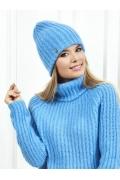 Голубая шапка Landre Бона