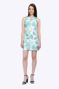 Короткое платье без рукавов Emka PL492/estetika