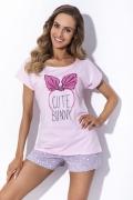 Пижама с шортами MyMaDo Camille