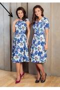 Летнее платье TopDesign A7 098
