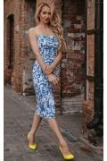 Летнее платье Donna Saggia DSP-326-25