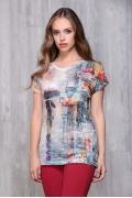 Женская футболка Issi 171114