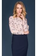 Блузка грязно-розового цвета Zaps Tursi