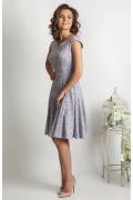 Платье из трикотажа джерси TopDesign Premium PA6 05
