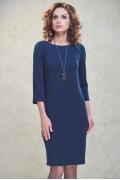 Синее платье Bravissimo 162530