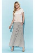 Женская блузка с креативной надписью Zaps Vivienne