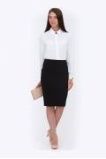 Чёрная юбка-карандаш Emka Fashion 533-milisa