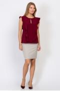 Красивая блузка Emka Fashion b 2145/braziliya