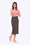 Облегающая юбка Emka Fashion 501-topi