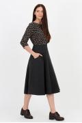 Длинная стильная юбка Emka Fashion 527-kosta