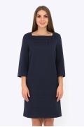 Платье из жаккардовой ткани Emka Fashion PL-526/janeta
