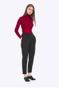 Женские брюки Emka D044/ivetta (коллекция осень 2017)