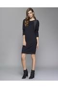 Стильное трикотажное платье Zaps Sini