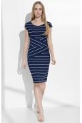 Польское трикотажное платье Sunwear IS204-2-30