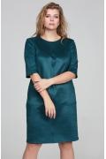 Женское платье из искусственной замши Donna Saggia DSPB-18-75t