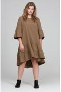 Платье широкого прокроя Donna Saggia DSPB-16-23