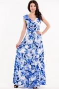 Длинное летнее платье Remix 7288