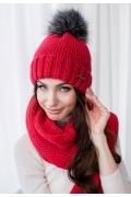 Женская шапка Veilo 30.93