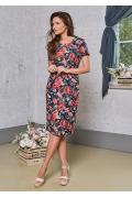 Летнее платье TopDesign Premium PA8 28