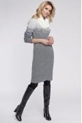 Тёплое трикотажное платье Sunwear OS227-5-10