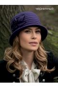 Женская шерстяная шляпка Landre Tekinia