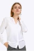 Белая рубашка Emka B2417/waldemar