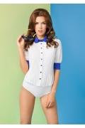 Блузка-боди Viva La Donna Б01-2