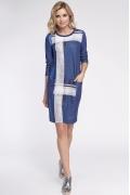 Трикотажное платье с карманами Sunwear OS213-4-53