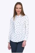 Женская рубашка Emka B2300/riparian