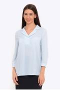 Летняя блузка с воротником Emka b 2180/cameron