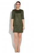Платье замшевое Donna Saggia DSP-244-12t