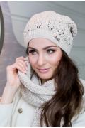 Женская шапка Veilo 50.75 (9 цветов)