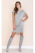 Летнее платье из трикотажа Zaps Dobrawa