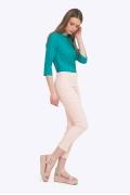 Женские легкие летние брюки-скинни Emka D020/alexandra