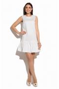 Летнее платье с воланом по низу Donna Saggia DSP-06-12