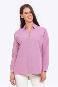 Летняя блузка из хлопка Emka b 2222/rabi