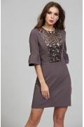 Нарядное платье из новогодней коллекции Donna Saggia DSP-301-34